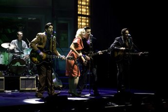 Million Dollar Quartet - Musical in Los Angeles.