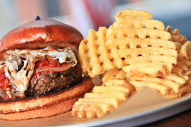 Rockit Burger Bar - Restaurant   Sports Bar   Burger Joint in Chicago.