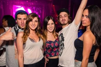 Control - Club Night in Los Angeles.