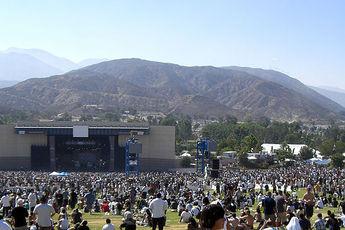San Manuel Amphitheater San Bernardino Ca Party Earth