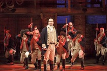 Hamilton - Musical | Show in London.