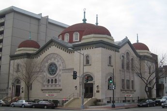 Sixth & I Historic Synagogue - Concert Venue in Washington, DC.