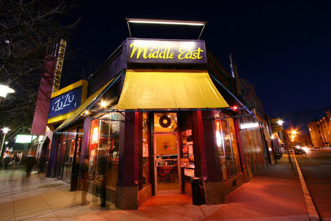 Photo of The Middle East Restaurant and Nightclub