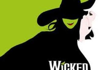 Wicked: A New Musical - Musical in London.