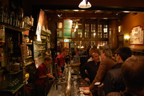 In de Wildeman - Pub in Amsterdam.
