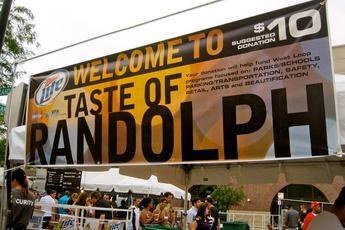 Taste of Randolph Street - Food Festival | Street Fair | Music Festival in Chicago.