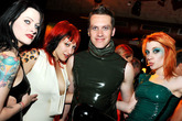 German Fetish Ball - Fashion Event | Festival | Party in Berlin.