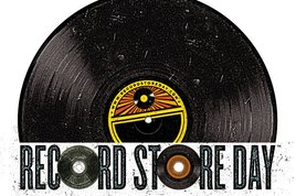 Record Store Day 2014 in Boston