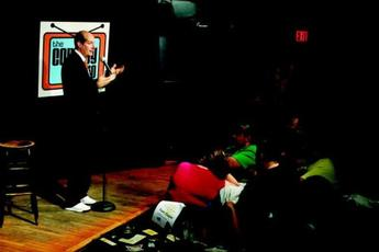 Rick Jenkins at Comedy Studio - Stand-Up Comedy in Boston.