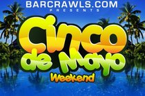 NYC Cinco de Mayo Bar Crawl Weekend - Party | Holiday Event in New York.