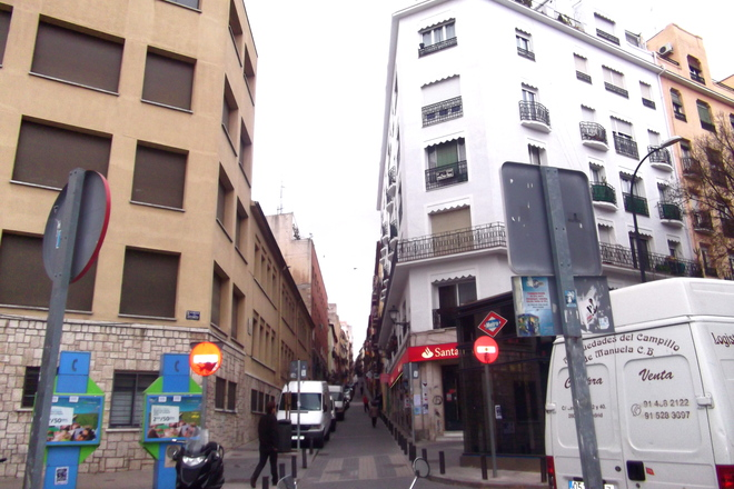 Photo of Calle Argumosa