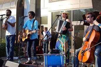 La Fête de la Musique at La Maison Française - Music Festival | Dance Festival in Washington, DC.