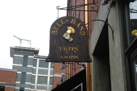 The Bell In Hand Tavern - Club | Historic Bar | Pub | Tavern in Boston.