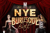 The 3rd Annual Burlesque Ball in Dupont Circle: New Year's Eve 2017 at The Manor - Party | Holiday Event in Washington, DC.