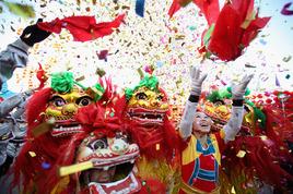 Chinese New Year 2016 in Boston
