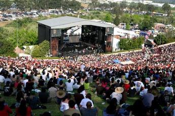 Irvine meadows amphitheatre irvine ca party earth
