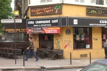 Cuba Compagnie - Bar | Cuban Restaurant in Paris.