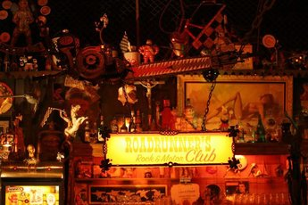 Roadrunner's Paradise Rock & Motor Club  - Concert Venue in Berlin.