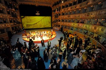 Teatro La Fenice - Theater in Venice.