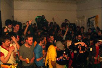 Wah Wah Club - Nightclub in Venice.
