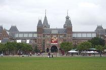 Rijksmuseum - Museum in Amsterdam.