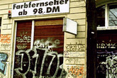 Farbfernseher - Bar | Club in Berlin.