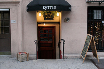 Kettle of fish west village new york party earth for Fish bar nyc