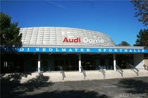 Audi Dome - Arena in Munich.
