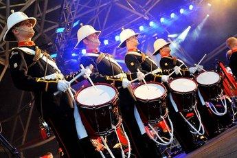 Mountbatten Festival of Music - Concert in London.