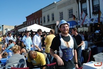 Oktoberfest 2014 at Biergarten Haus - Beer Festival in Washington, DC