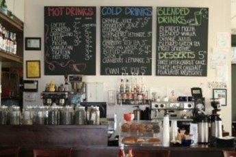 Novel Cafe Santa Monica - Café in Los Angeles.