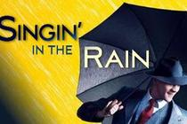 Singin&#x27; In The Rain - Musical in London.