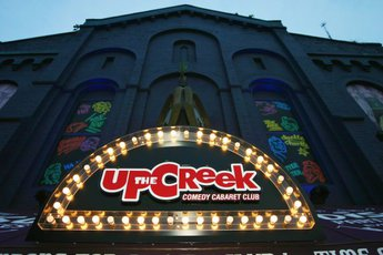 Up the Creek - Comedy Club in London.