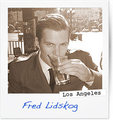 Fred Lidskog