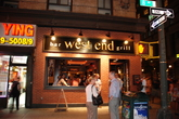 West End Bar & Grill - Bar | Restaurant in New York.