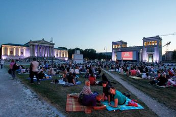 TNT Film Open Air - Movies | Outdoor Event | Screening in Munich.