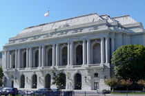 War Memorial Opera House - Theater in San Francisco.