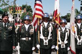 Memorial Day 2017 in Los Angeles