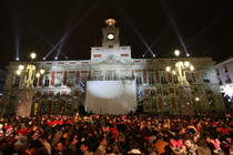 New Year's Eve 2018 in Madrid