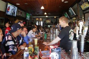 Sonny Mclean S Irish Pub Santa Monica Westside Los