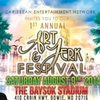 1st Annual Art & Jerk Festival