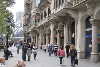 Passeig de Gràcia - Outdoor Activity   Shopping Area in Barcelona.