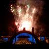 Hollywood Bowl Fireworks.