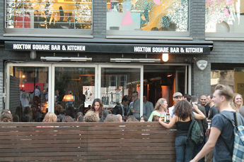 Hoxton Square Bar & Kitchen  - Bar | Live Music Venue in London.