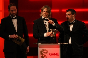 BAFTA Video Games Awards - Awards Show Event in London.