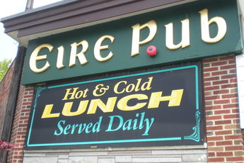Eire Pub - Dive Bar | Historic Bar | Irish Pub | Irish Restaurant in Boston.