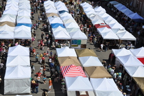 SoWa Open Market - Market | Outdoor Activity | Shopping Area in Boston.