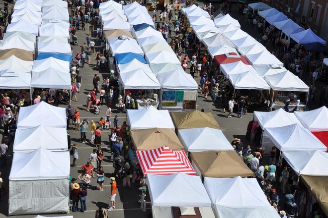 Photo of SoWa Open Market