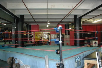 Gleason's Gym - Venue in New York.