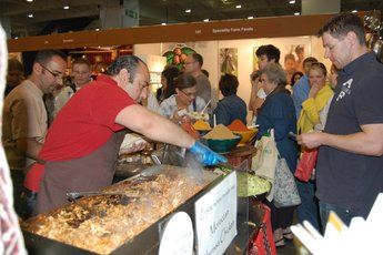 Real Food Festival - Food Festival | Food & Drink Event | Cooking Demo in London.